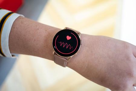 Samsung Galaxy Watch Active 2 Latido