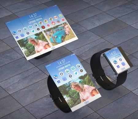 Ibm Patente Smartwatch Tablet 3