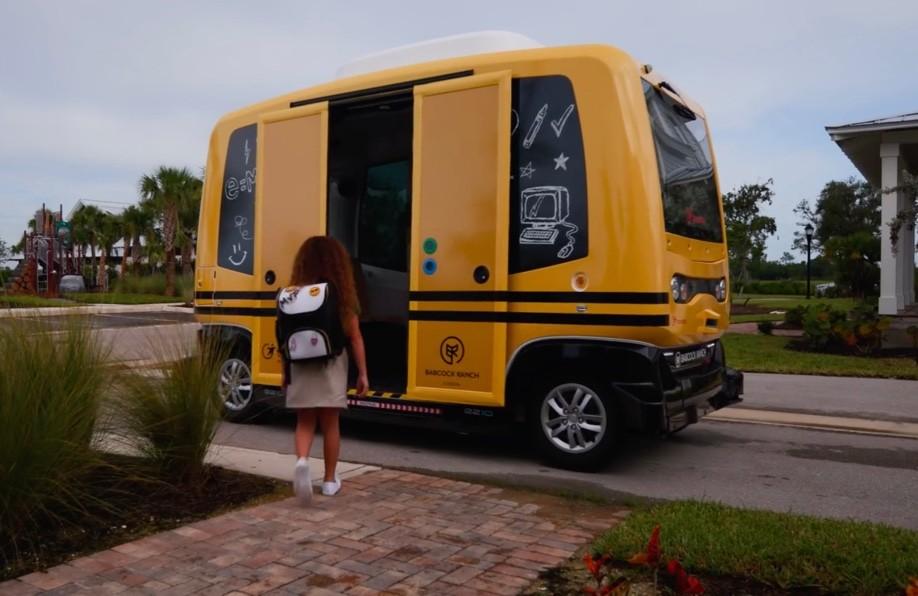 Permalink to Las autoridades prohiben seguir operando a un autobús escolar autónomo: estaba haciendo pruebas piloto con niños en EEUU