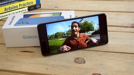 Samsung Galaxy A52 5g Review Xataka Pantalla Saturada