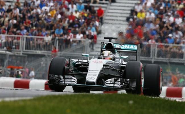 Lewis Hamilton Gp Canada 2015