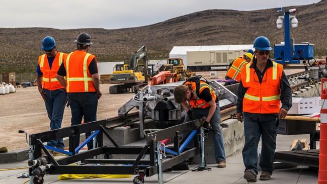 Permalink to Hyperloop entra en acción: estos dos segundos pueden marcar una nueva era en el transporte