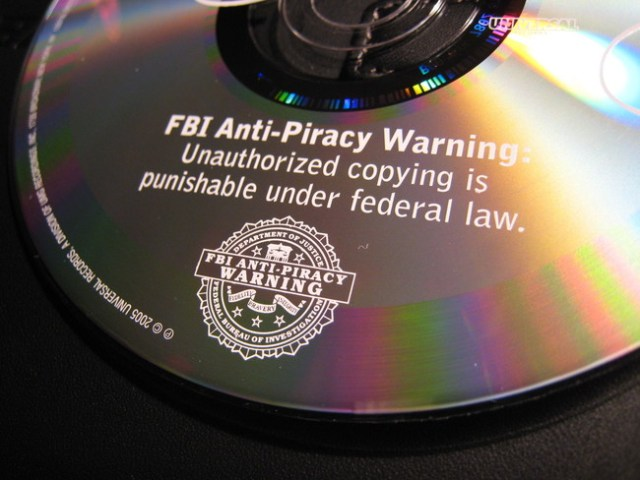 Fbi Anti Piracy Warning