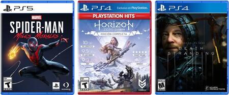 Juegos para PS4 y PS5 con descuento en Amazon México