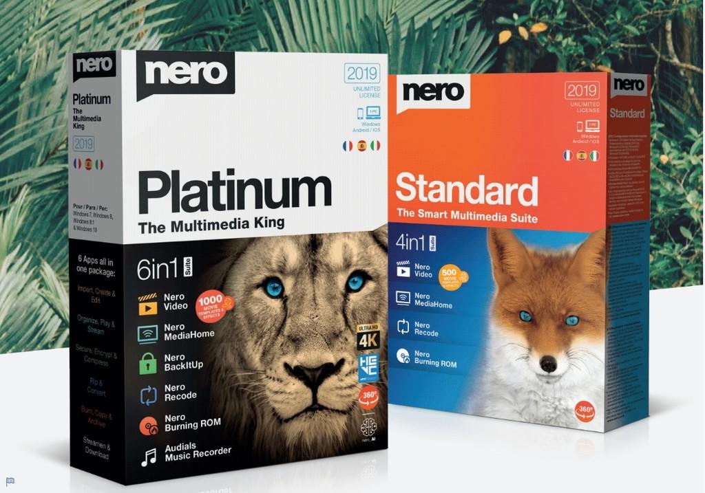 No estaba muerto, estaba de parranda: Nero vuelve un año más con su nueva suite de programas