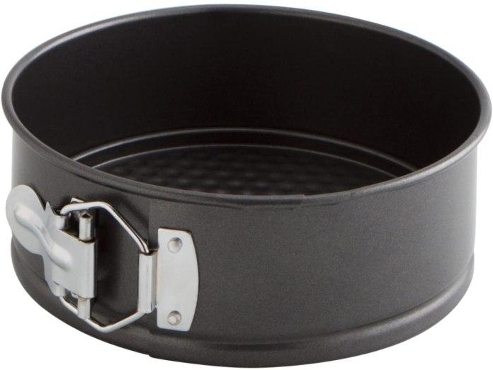 Quid Sweet Gray - Removable baking tin, Black, 17 cm