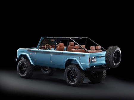 Maxlider Brothers Customs Ford Bronco 4 Puertas