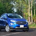 Ford Ecosport 2018 A Prueba Opiniones Caracteristicas Y Precio