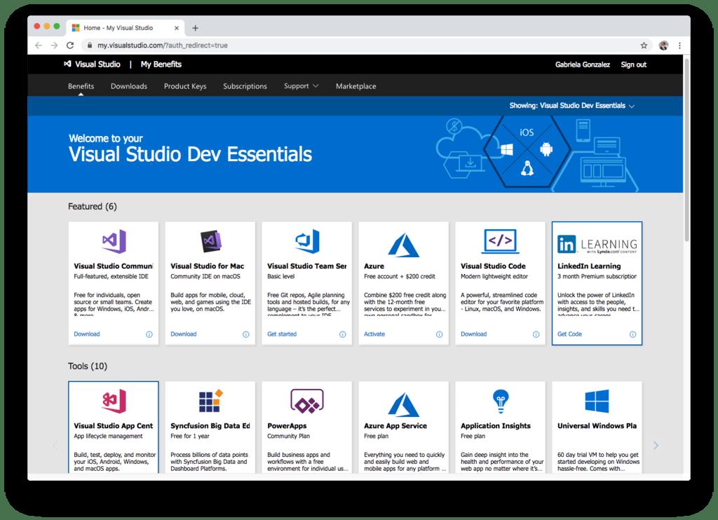 Home My Visual Studio 2018 09 06 12 23 55