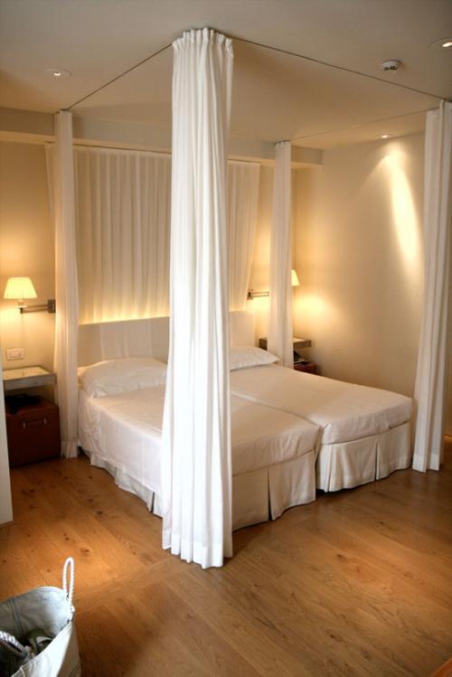 Encuesta camas de matrimonio o individuales