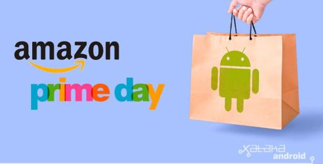 Amazon Prime Day ofertas Android