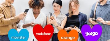 En búsqueda de la mejor modo de fidelizar: Movistar, Vodafone, Orange℗ y Yoigo℗ ensayan con sus marcas blancas