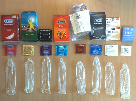 Overview Condoms Of Different Brands