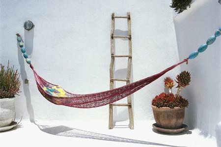 Ideas para poder tener una hamaca en la terraza o el balcn