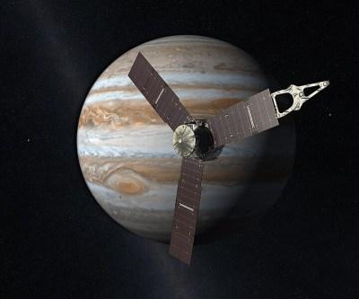 Esta es la nave espacial propulsada con energía solar que se encuentra a mayor distancia de nosotros