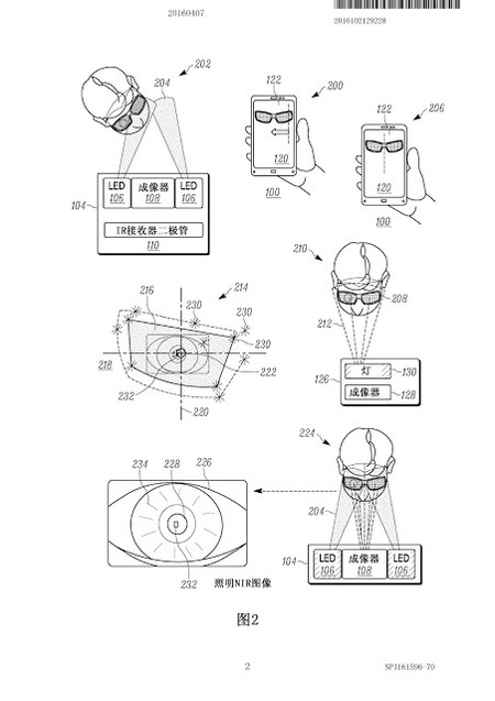 El nuevo Moto Z podría incluir escáner de iris, según una