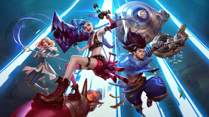 'League of Legends: Wild Rift': qué es (y qué no es) el MOBA de Riot Games que llegará pronto a iOS y Android