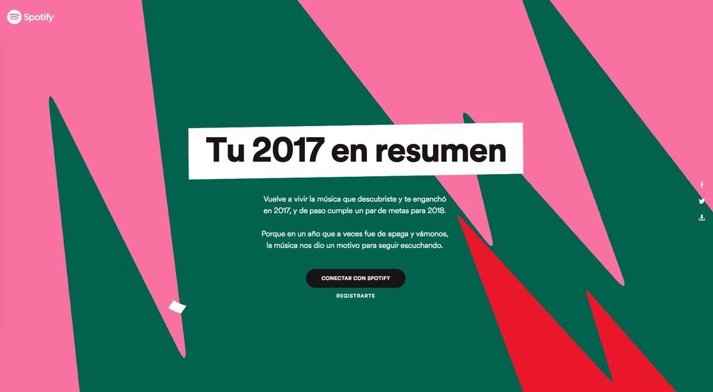 Permalink to El 2017 de Spotify: revive toda la música que te ha gustado y descubre qué ha triunfado este año