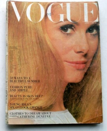 Vogue UK 1967
