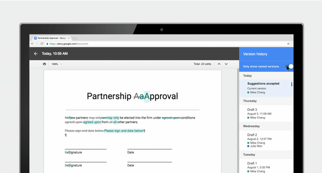 New Google Docs Features Power Team Collaboration