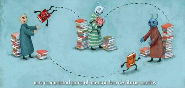 Intercambio de libros infantiles