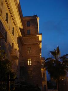 Отель Царя Давида на ул. Царя Давида в Иерусалиме
