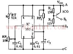 Temperature controlled thyristor zero-crossing switching