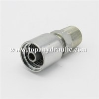 NPT MALE industrial hose and pipe fittings China Manufacturer