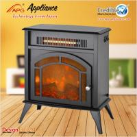 APG NEW Heating Electric Fireplace Heater China Manufacturer