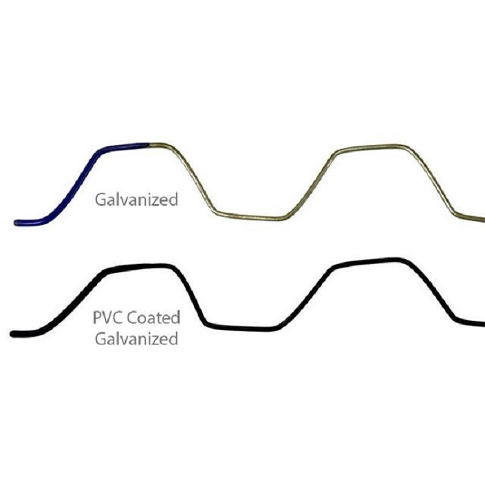 Zig Zag Wiggle Wire with Profile for Greenhouse China