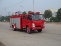 China fire truck hose reel water cannon hose reel, High ...