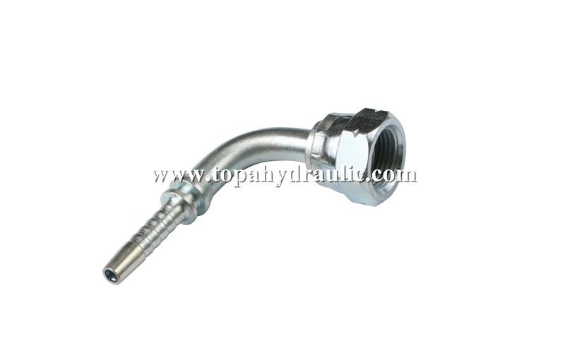 european hydraulic komatsu flare tractor pump fittings