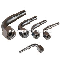 an fuel fittings metal flexible hose connector China ...