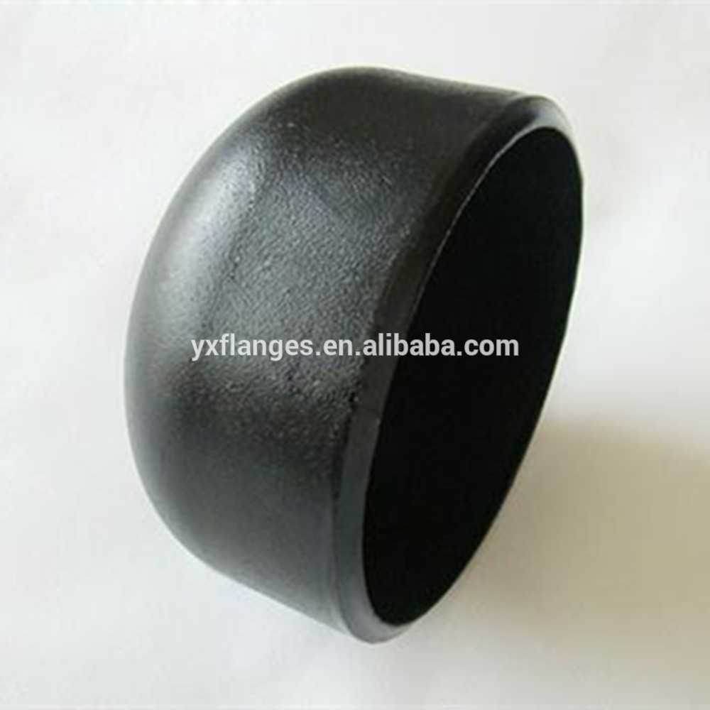 China Pipe fittings carbon steel end cap Manufacturers
