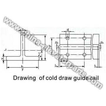 Elevator Guide Rail China Manufacturer