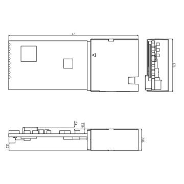 Offer Laser Distance RS232, Arduino Distance Module, Laser