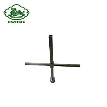 Ground Anchor Foundation Manual Pile Driver China Manufacturer