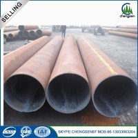 China High-Strength Spiral Welded Steel Pipe Tube ...
