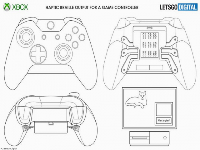 Microsoft might introduce unique Xbox controller for the