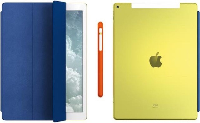iPad Pro Jony Ive