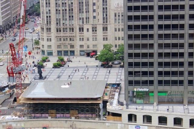 Apple Store Chicago