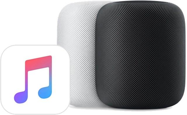 soporte audio HomePod