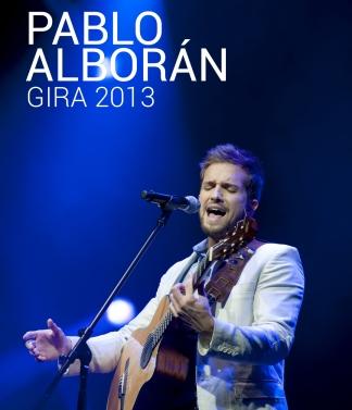 Pablo Alborán gira 2013 promo