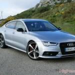Prueba Audi A7 Sportback 3 0 Bitdi Competition 326 Cv Para Olvidarnos De La Gasolina