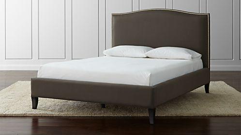 calphalon kitchen outlet napkins beds: headboards and bed frames | crate barrel