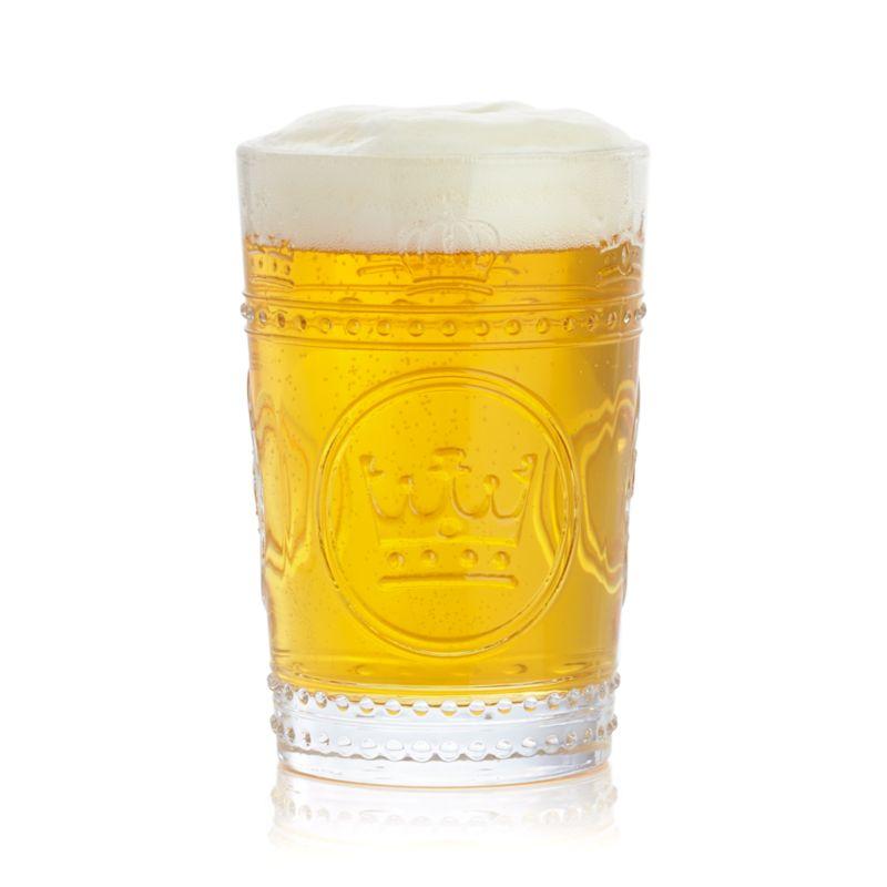 Regal Beer Glass Crate And Barrel