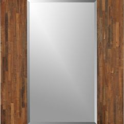 Furniture Stores Living Room Raleigh Nc Seguro Rectangular Wall Mirror | Crate And Barrel