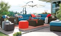 Patio Sets and Outdoor Furniture Collections | Crate and ...