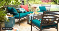 Outdoor Furniture and Accessories | Crate and Barrel