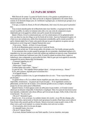 Le Papa De Simon Maupassant Résumé : simon, maupassant, résumé, Calaméo, Simon., Maupassant